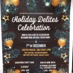 Holiday Delites Celebration