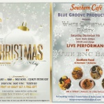 Blue Groove Productions White Christmas Party Live Performance
