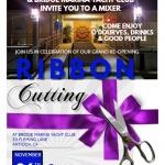 Grand Re-Opening Ribbon Cutting - Bridge Marina Yacht Club