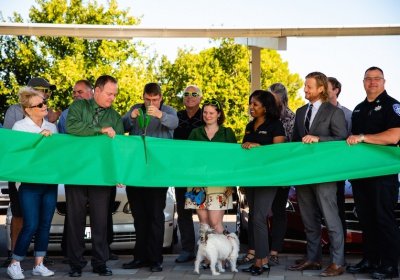 Antioch Lone Tree Golf Course and Event Center - Ribbon Cutting 3