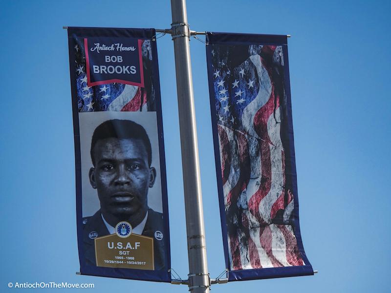 Veterans Banner - Antioch CA