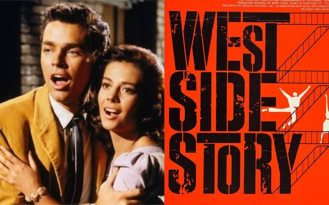 West Side Story (1961) Classic Film Series - Antioch on the Move