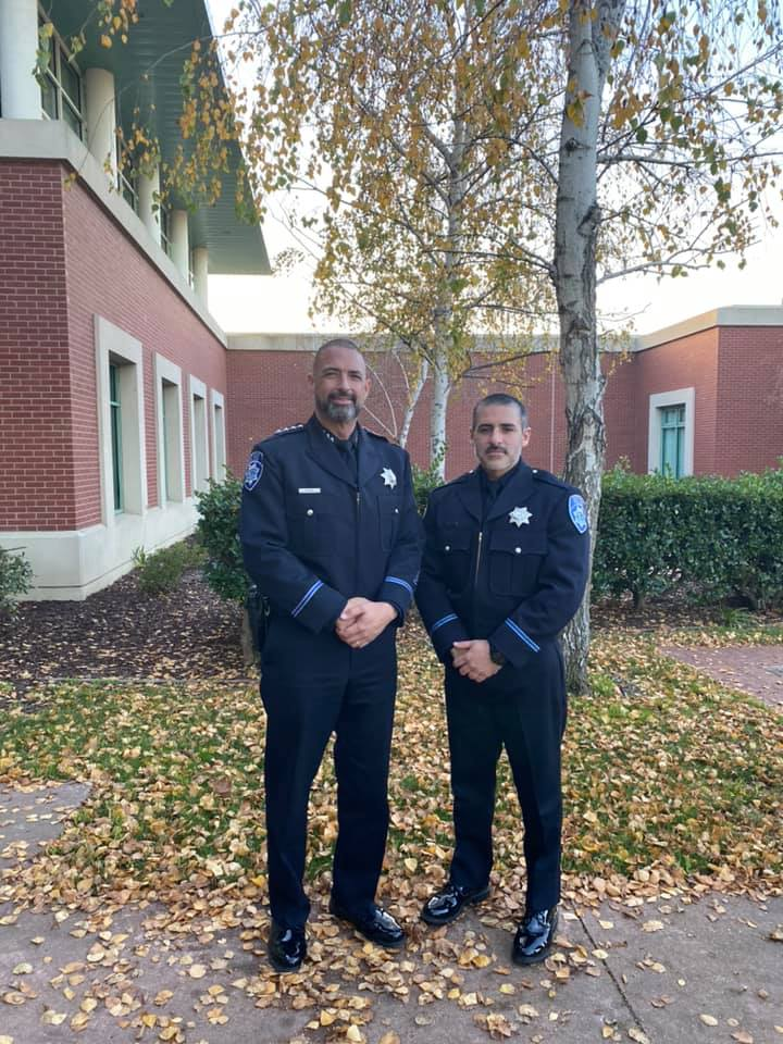 Antioch Police Department - New Officer Nathanael