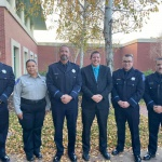 Antioch Welcomes 3 New Officers