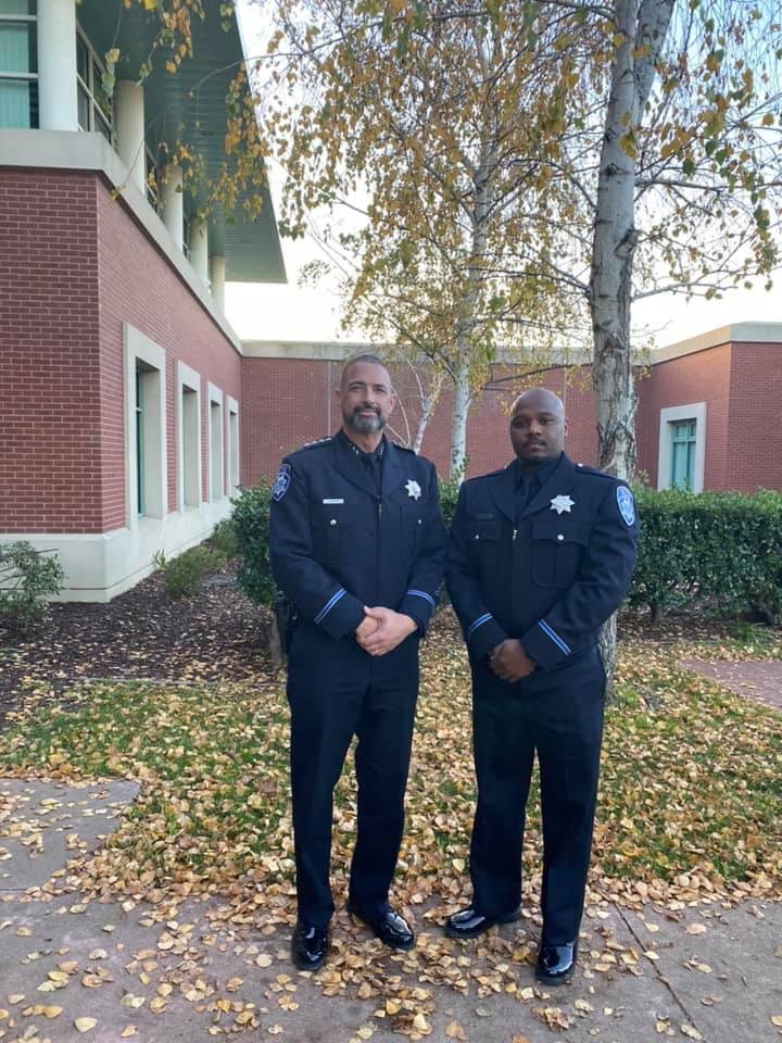 Antioch Police Department - New officer Darryl