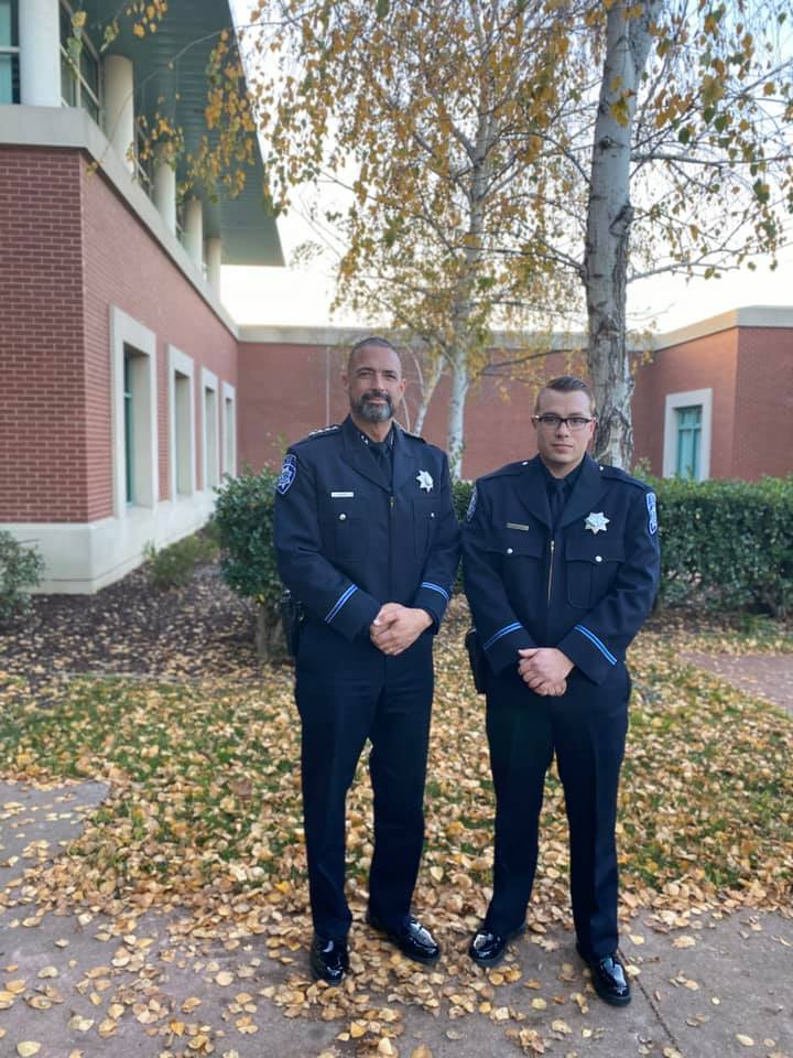 Antioch Police Officer Brendan L