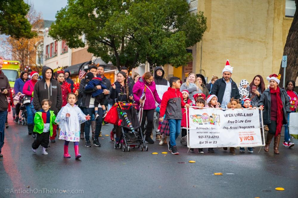 Antioch Holiday Delites Celebration