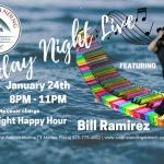 Friday Night Live Featuring Bill Ramirez