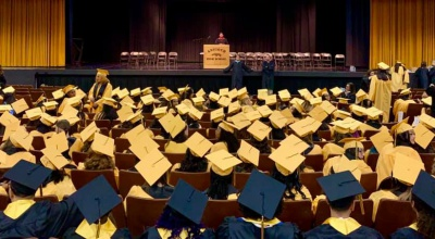 Antioch High School Graduation
