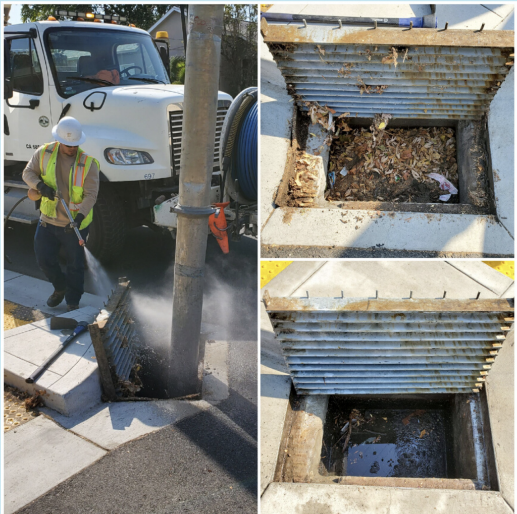 Antioch - Sewer Cleaning