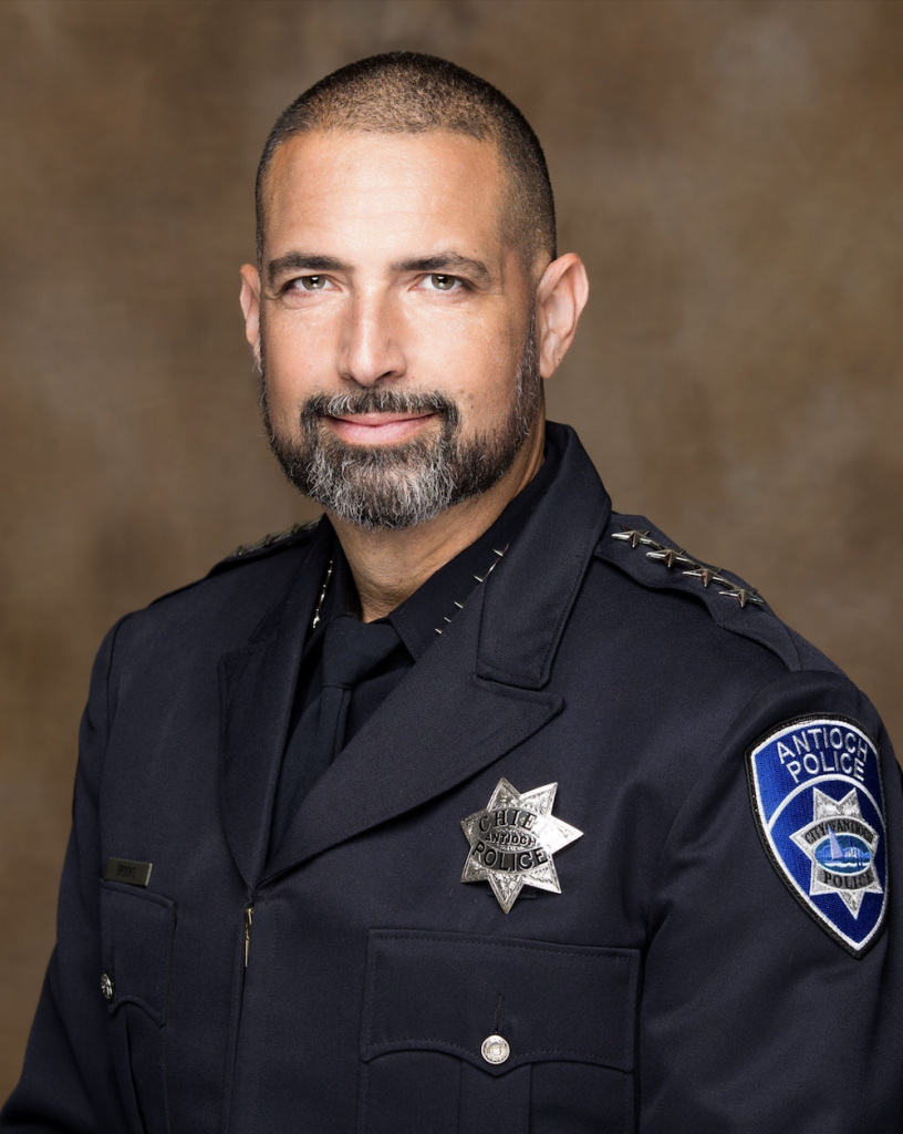 Chief Brooks - City of Antioch Chief of Police