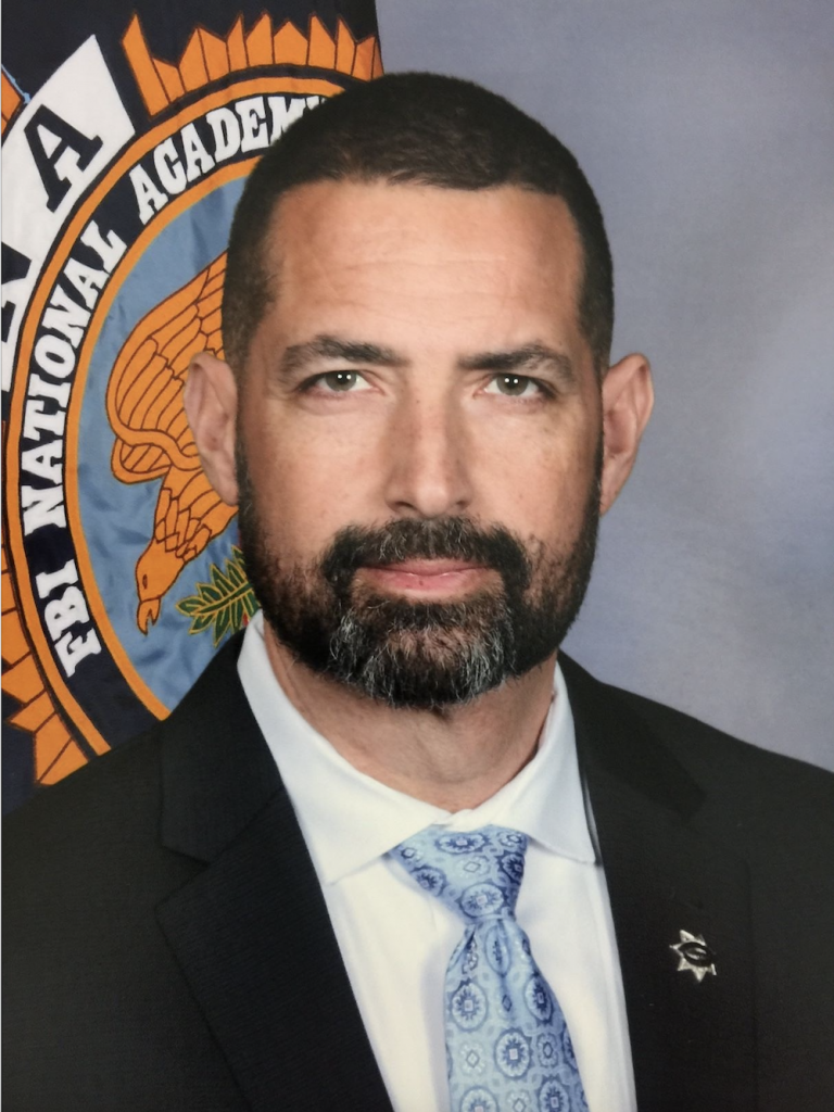 Chief Brooks of Antioch - FBI National Academy