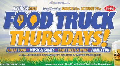 Food Truck Thursdays - Antioch - 2020