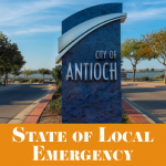 The City of Antioch is Declaring a State of Local Emergency