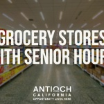 Essential Businesses: Grocery Stores with Senior Hours