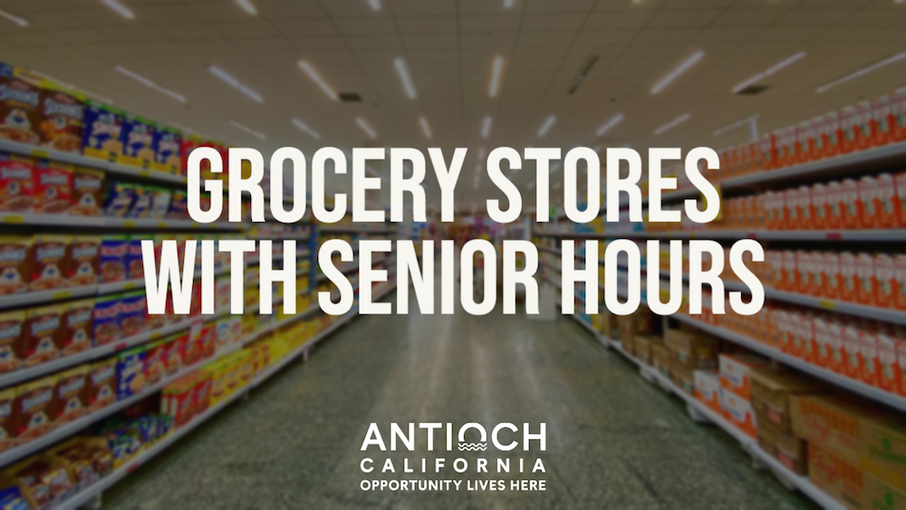 City of Antioch - Grocery Stores