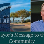 Mayor's Message to the Community