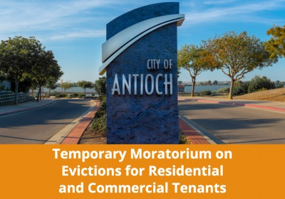 City of Antioch - Temporary Moratorium