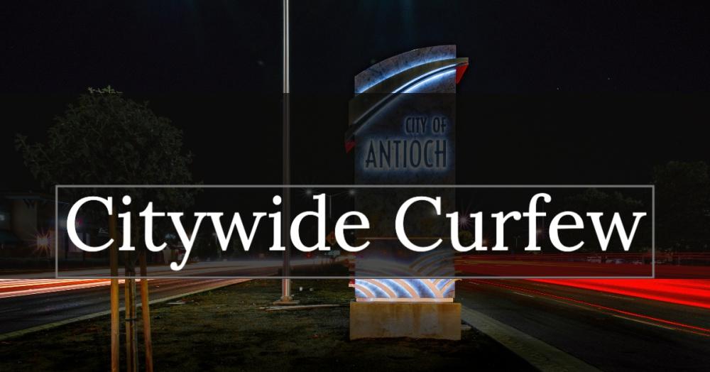 Antioch Curfew