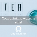 Your drinking water is safe!