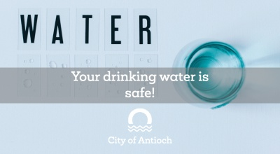 Antioch Drinking Water