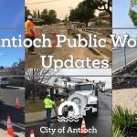 September Updates from Antioch Public Works