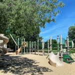 ANTIOCH OPENS PUBLIC PLAYGROUNDS