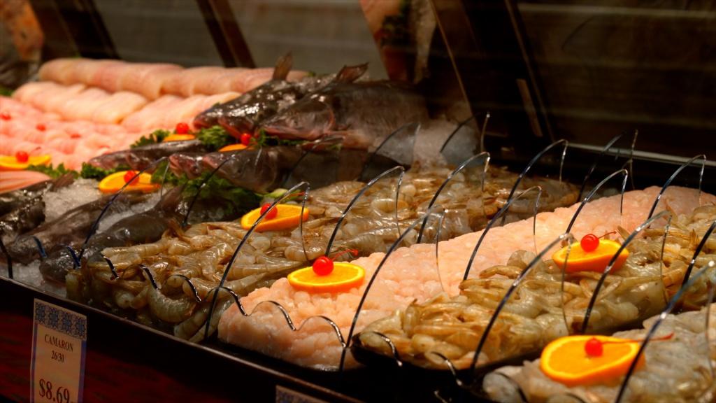 Cielo Supermarket - Mariscos Seafood