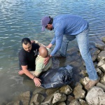 Antioch Resident Rescues Driver Who Crashed into Sacramento River