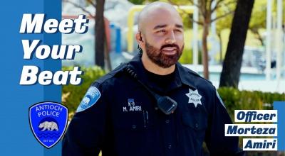 Antioch Police Department Met Your Beat - Amiri
