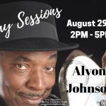 Sunday Sessions Featuring Alvon Johnson